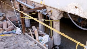 Commercial Foundation Repair in Spring Hill
